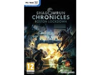 Shadowrun Chronicles: Boston Lockdown - PC Game