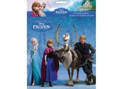 a8a9f3a5d2 Αυτοκόλλητα Frozen Sticker Album