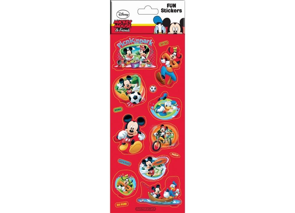 bba3994ef8 Αυτοκόλλητα Mickey Fun
