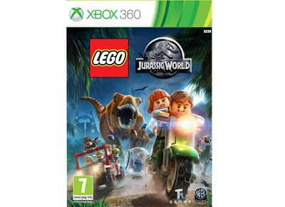 LEGO Jurassic World - Xbox 360 Game gaming   παιχνίδια ανά κονσόλα   xbox 360