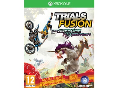 The Trials Fusion - The Awesome Max Edition - Xbox One Game gaming   παιχνίδια ανά κονσόλα   xbox one