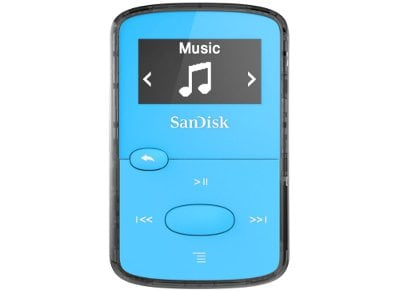 MP3 Player SanDisk Clip Jam 8GB Μπλε