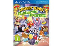 Looney Tunes Galactic Sports - PS Vita Game