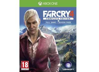 Far Cry 4 Complete Edition - Xbox One Game