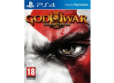 God of War 3 Remastered - PS4 Game