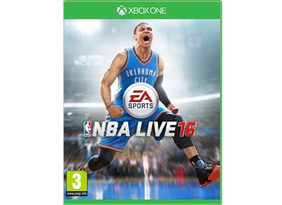 NBA Live 16 - Xbox One Game