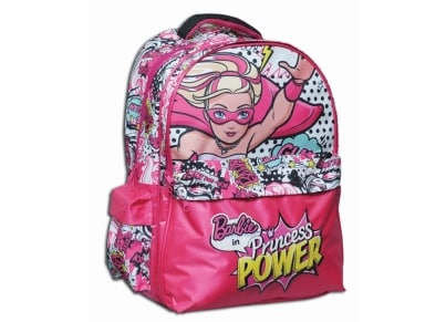 a951c8e8cce Τσάντα Πλάτης Οβάλ GIM Barbie Princess Power