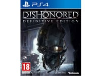 Dishonored Definitive Edition - PS4 Game