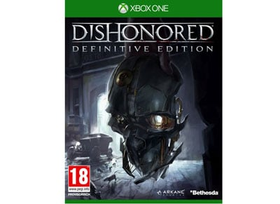 Dishonored Definitive Edition - Xbox One Game gaming   παιχνίδια ανά κονσόλα   xbox one
