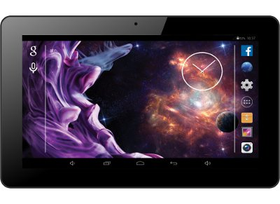 "eStar Grand HD Tablet 10.1"" 8GB Μαύρο"