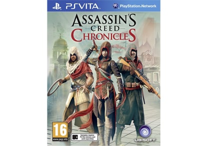 Assassin's Creed Chronicles Trilogy Pack - PS Vita Game
