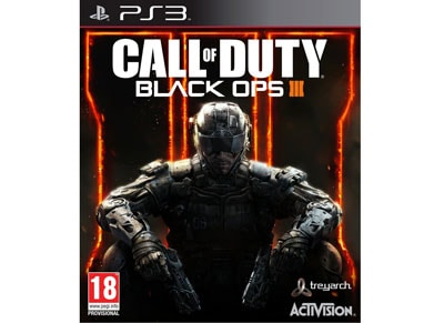 Call of Duty Black Ops III – PS3 Game