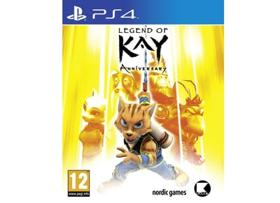 Legend of Kay HD Anniversary - PS4 Game