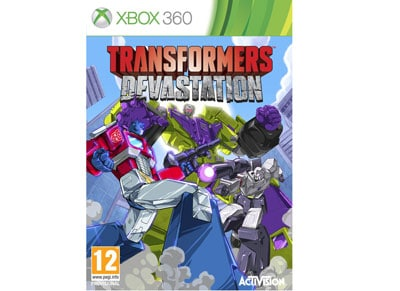 Transformers Devastation - Xbox 360 Game