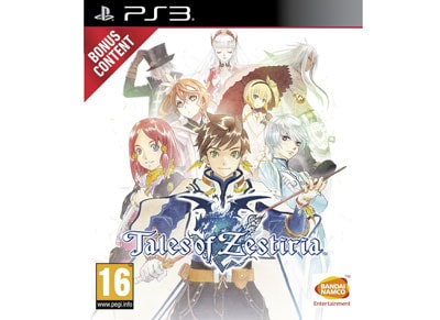 Tales of Zestiria - PS3 Game