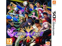 Project X Zone 2 - 3DS/2DS Game