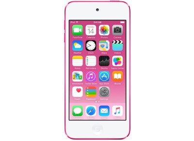 Apple iPod Touch 32GB MKHQ2BT/A Ροζ