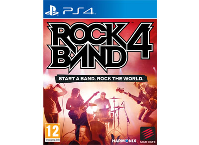 Rock Band 4 (Standalone) - PS4 Game
