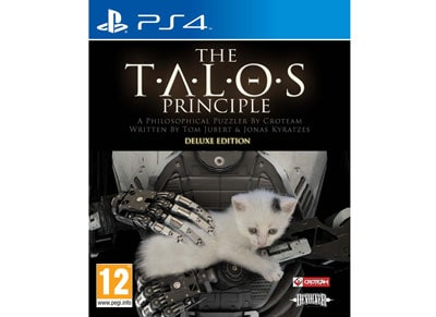 The Talos Principle Deluxe Edition - PS4 Game