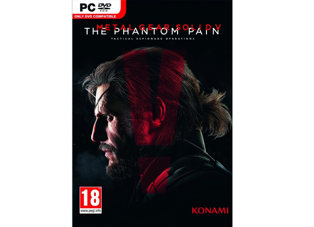 Metal Gear Solid V Phantom Pain - PC Game