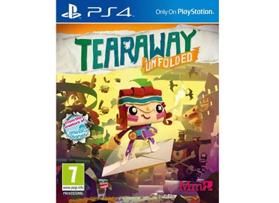 Tearaway Unfolded - PS4 Game