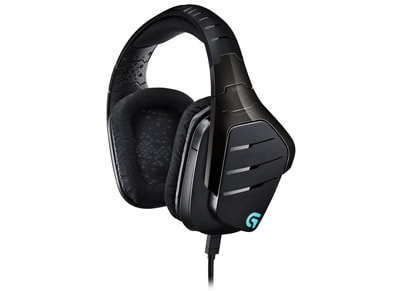Logitech G633 Artemis Spectrum RGB 7.1 - Gaming Headset Μαύρο gaming   αξεσουάρ pc gaming   gaming headsets