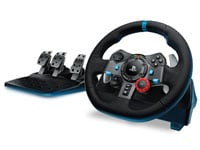 Logitech G29 Driving Force - Τιμονιέρα PS4/PS3/PC