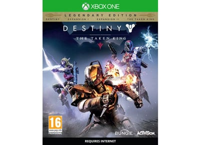 Destiny The Taken King Legendary Edition - Xbox One Game