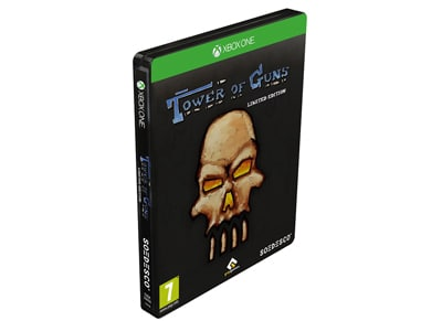 Tower of Guns Limited Steelbook Edition - Xbox One Game