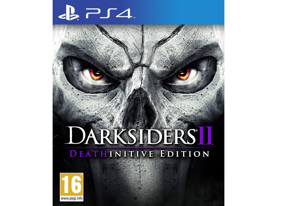Darksiders 2 Deathinitive Edition - PS4 Game