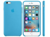 Θήκη iPhone 6/6S Plus - Apple Silicon Case MKXP2ZM/A Blue