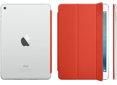 Apple Smart Cover - Θήκη iPad mini 4 Orange (MKM22ZM/A) tablets   αξεσουάρ   θήκες
