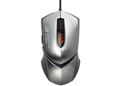 Gaming Mouse Asus GX1000 Ασημί