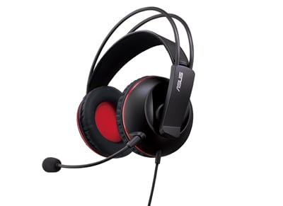 Asus Cerberus - Gaming Headset Μαύρο gaming   αξεσουάρ pc gaming   gaming headsets