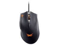 Gaming Mouse Asus Strix Claw Μαύρο