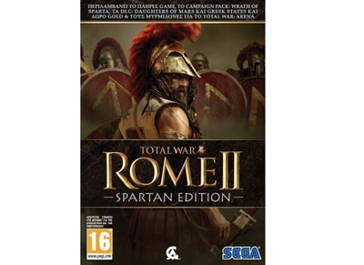 Total War Rome 2 Spartan Edition – PC Game