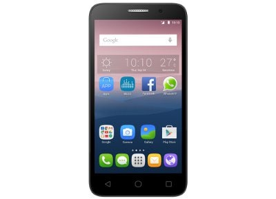 Alcatel OneTouch Pop 3 (5)  8GB Χρυσό Dual Sim Smartphone 5015D