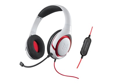 Creative Sound Blaster Inferno - Gaming Headset Λευκό gaming   αξεσουάρ pc gaming   gaming headsets