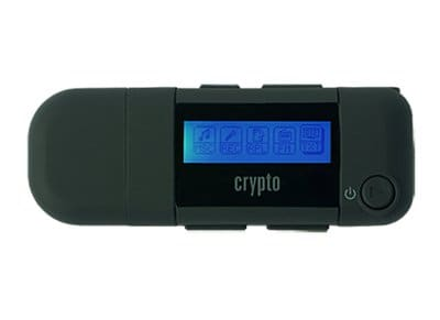 MP3 Player Crypto MP310 8GB Μαύρο