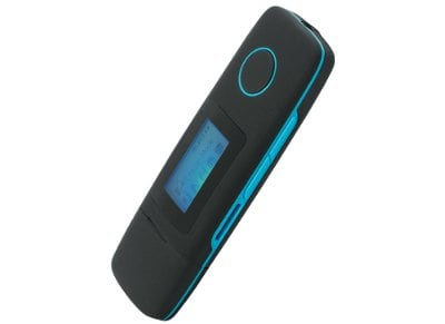 MP3 Player Crypto MP320 8GB Μπλε