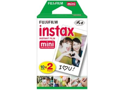 Fujifilm Instax Mini Twin Pack Instant Film 16386016