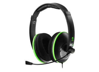 Turtle Beach Ear Force XL1 - Gaming Headset Μαύρο gaming   αξεσουάρ κονσολών   xbox 360   headset
