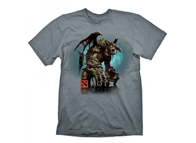 T-Shirt Gaya DOTA 2 Roshan Γκρι - M gaming   gaming cool stuff   t shirts   φούτερ