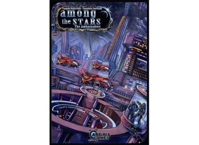 Επιτραπέζιο Among the Stars: The Ambassadors - Artipia Games