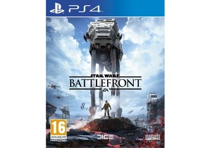 Star Wars Battlefront - PS4 Game