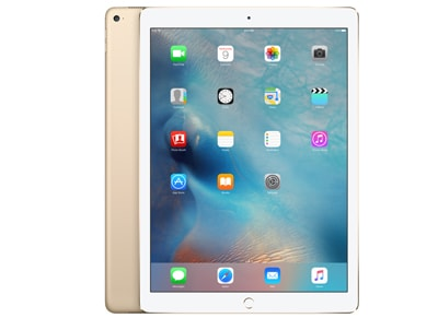 "Apple iPad Pro 12.9"" 128GB 4G Gold"