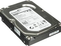 "Seagate Internal HDD 2TB 3,5"" SATA III 64MB"
