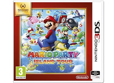 Mario Party: Island Tour Selects - 3DS/2DS Game