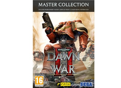 Warhammer 40.000: Dawn of War II Master Collection - PC Game gaming   παιχνίδια ανά κονσόλα   pc