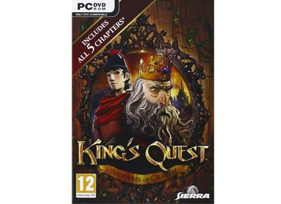 King's Quest: The Complete Collection - PC Game
